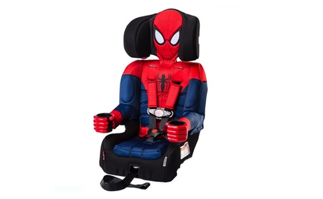 Kids Embrace Marvel Ultimate Spider Man Combination Harness Booster 84a107c6-fff5-4e0d-b4d8-a48b565df4cc