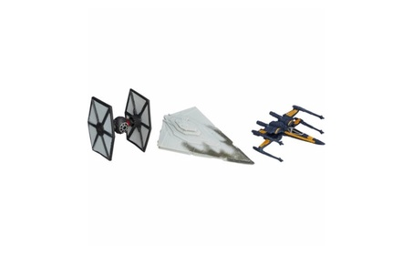Star Wars Force Awakens Micro Machines 3-Pack The First Order Attack c73ecd87-449b-420c-a3ed-b3ac5211b638