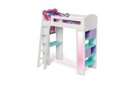 Loft Bed Furniture for Doll 7b86e1f6-b17b-4fa5-9219-5f150ac3c2e1