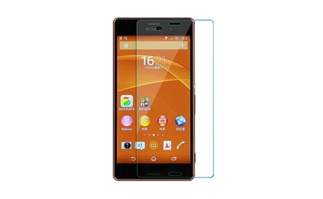 Premium Tempered Glass Screen Protector For Sony Xperia Z4 Compact