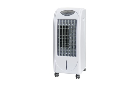 Sunpentown SF-6N25 Evaporative Air Cooler with 3D Cooling Pad adb0e577-592c-408d-bd4b-baba89eb287b