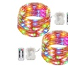 Fairy Lights Battery Operated String Lights Waterproof