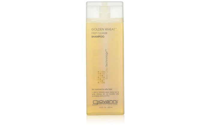 Giovanni Hair Products 57681 Gold Wheat Normal Oil Shampoo