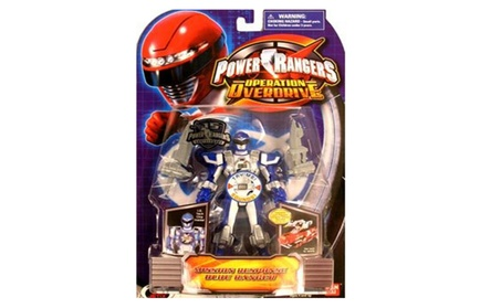 Power Rangers Operation Overdrive 5-Inch Power Ranger Action Figures M 4eaa5cb8-008b-47e6-8703-30fb56b86825