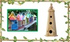 Decorate Your Home With Wood Birdhouse