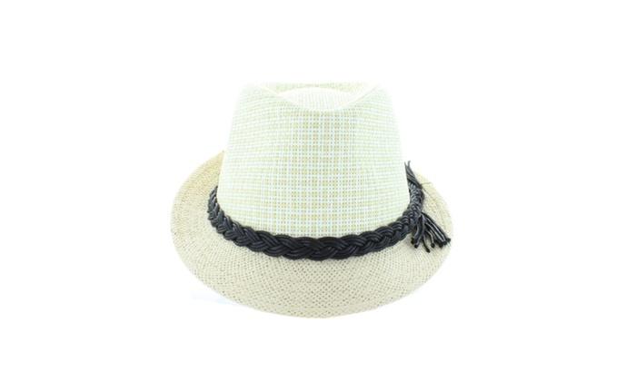 Faddism Fashion HAT025 Fedora Hat