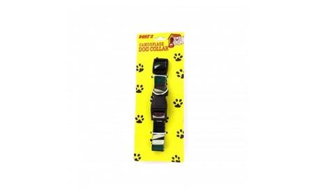 Adjustable Camouflage Dog Collar b7ab1567-b7e4-420b-84d1-598e572c6000