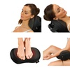 Gideon Shiatsu Massage Pillow with Eight Roller for Neck Shoulder Back