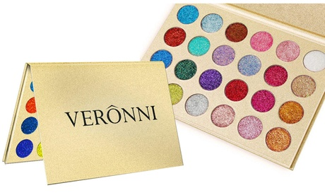 Glittery Cosmetics Professional 24-Color Eye Shadow Makeup Palette a65cb343-7f99-4569-87bc-3705ccf1e7ed