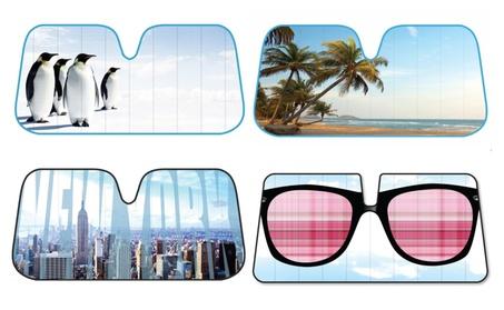 Fashion Car Windshield Sun Shades (w/ FREE window shades) e171d1c6-cc75-4cc2-a2d5-7283b963b383