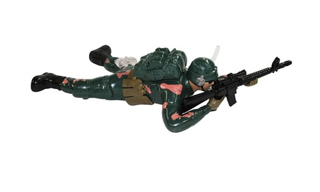 Dash Army Special Force Unit Battery Toy Crawling Action, Lights, Sounds b6603c5f-cea1-42b6-8981-16c649b469c4