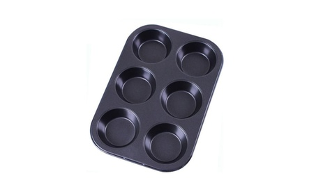 6-Cup Muffin Pan & Stainless Steel Nonstick Pan 02dae07c-893f-4904-801a-f1963ec34f5d
