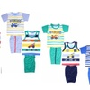 Coney Island Baby Boys Summer Cars Clothing Sets