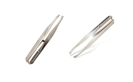Perfect to Use At Home Tweezer Eyebrow Hair Removal With Led 71237f65-f940-4460-b9ed-85a9cba1c36d