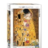 EuroGraphics Puzzles The Kiss by Gustav Klimt