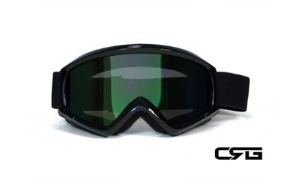 CRG Motocross ATV DIRT BIKE OFF ROAD RACING GOGGLES Adult T815-39-1A
