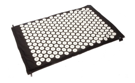 New Acupressure Yantra Shakti Spike Mat Great For Stress Relief Relax