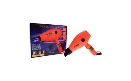 Hot Tools Orange Tourmaline 2100 Turbo Ionic Drye 0d2a0234-11ff-4fc5-8f2f-da7f410ed489