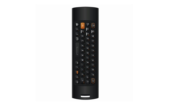 Mele F10 Deluxe 2 4GHz Portable Wireless Air Mouse Keyboard