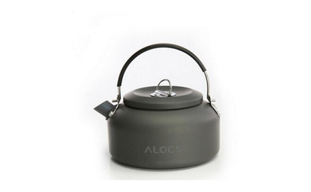 Portable Ultralight Outdoor Hiking Camping Picnic Water Kettle Teapot 2db02531-0933-47b6-a730-5aab8b7ab672