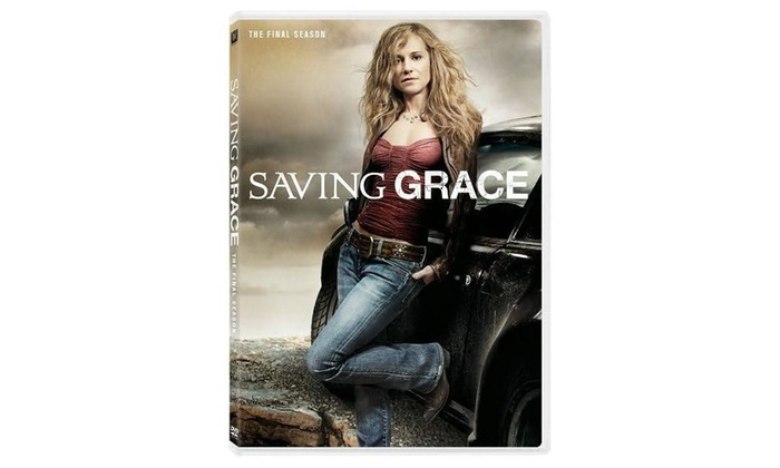 Saving Grace Season 3 The Final Season Dvd