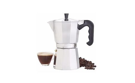 Specially Designed 12 Cup Espresso Maker Easy To Use f15cb190-08bf-4092-beef-036abed9a7a0