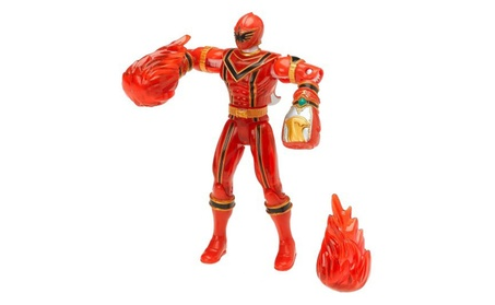 "Power Rangers Mystic Force: Crystal Red 5"" Action Figure 0fbb2c76-5b77-4c01-9984-cf82998634b8"