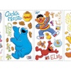 Roommates Baby Room Wall Decor Sesame Street Peel And Stick Wall Decals