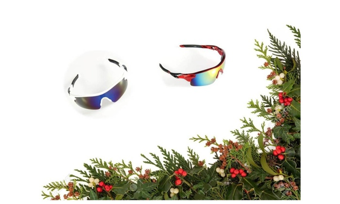 Sport Cycling UV400 Protective Glasses & 1Other Color Glasses Gift