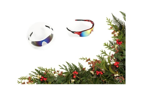 Sport Cycling UV400 Protective Glasses & 1Other Color Glasses Gift 4ea0b736-b4b4-42f9-b5e0-60173ca6708d
