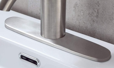 Kitchen Sink Faucet Hole Cover Deck Plate