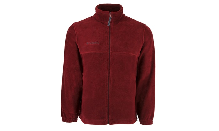 76005a927a4e5 Columbia Men s Steens Mountain Full-Zip Fleece Jacket (Sizes S   M ...