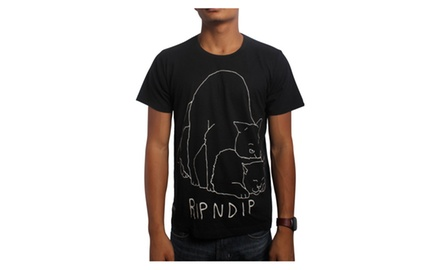 Rip N Dip Cat T Shirt