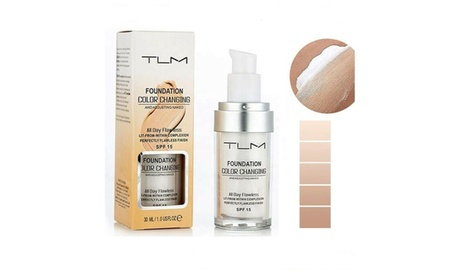 Pro Classic 30ml TLM Colour Changing Foundation Magic Flawless Concealer Makeup