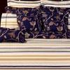 Lilian 11-Piece Bedding Set 100% Cotton Duvet Cover & Sheet Set