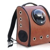 Pet Carrier Backpack with Innovative Bubble 17 Inches