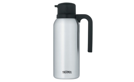 Thermos 32 Ounce Vacuum Insulated Stainless Steel Carafe 086cf650-a437-4780-9cc7-8ba1b22e22ed