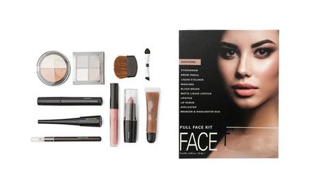 Full Face Kit Makeup Set For Woman