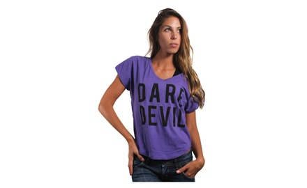 Dare Devil Crop Top