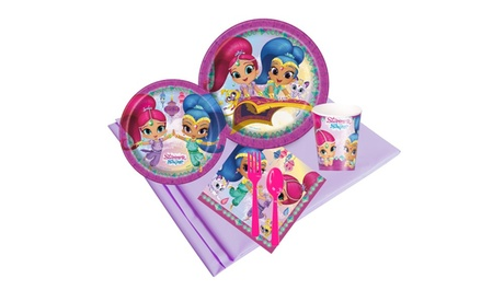 Shimmer and Shine 24 Guest Party Pack 3a91eb18-eb19-49a3-a235-7d7affaa7e69