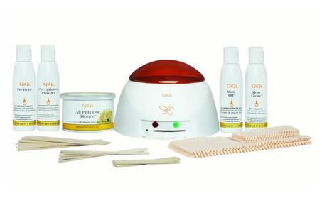 GiGi Student Starter Hair Removal Waxing Kit 6271c351-7f04-46fe-869f-b4fe6ed7c537