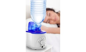 Bell + Howell Sonic Breathe Ultrasonic Personal Humidifier