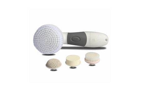Face Brush 4-in-1 Facial Cleansing Brush Waterproof Spin Brush 6cc0b076-a0fe-4df3-b74f-45f915fec551