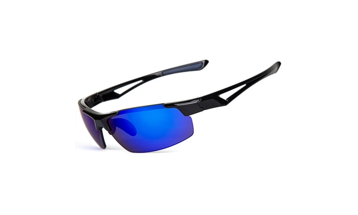 Shieldo Polarized Sports Sunglasses For Men And Women SLY003
