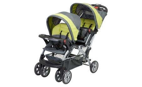 Baby Trend - Sit N Stand Double Stroller 984d23fe-34bb-4e34-8f05-4d673a03c48a