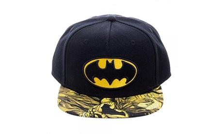 Youth DC Comics Batman Sublimated Bill Snapback efdac5e3-1de9-4a1c-91ee-980284782d16