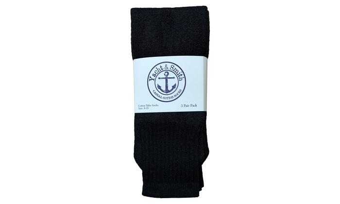 Head Womens socks  6 pairs pack no show style Socks Sz 9-11 Shoe Sz 4-10  black