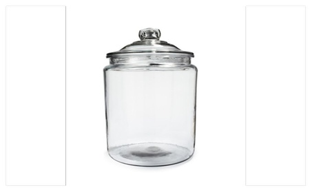 1 Gallon Glass Jar 54162616-8cbe-43d2-992d-1d1e9382edea