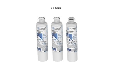 3 Samsung Compatible Da29-00020b Refrigerator Water Filter by Bluefall