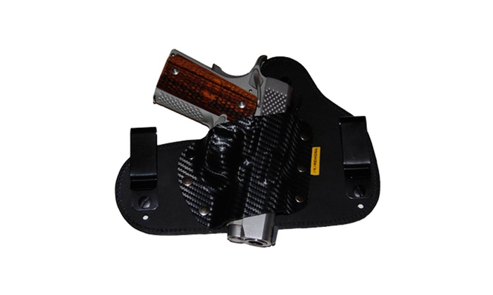 Tagua Kydex Dual Clip Holster for Ruger LC9